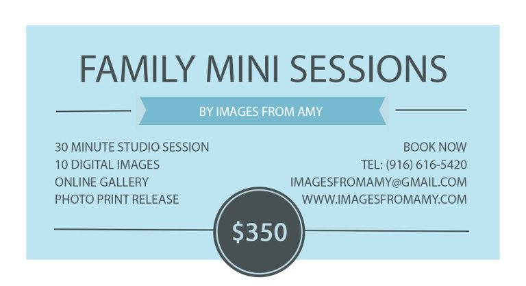 Sacramento Portrait Sessions