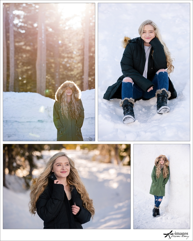 Mount Hood Senior Session